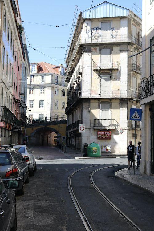 acuarela Lisboa 2